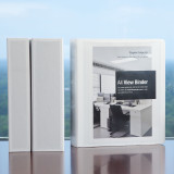 "A4 Heavy Duty View Binder - 1.5"" Spine, Stylized Photo 2"