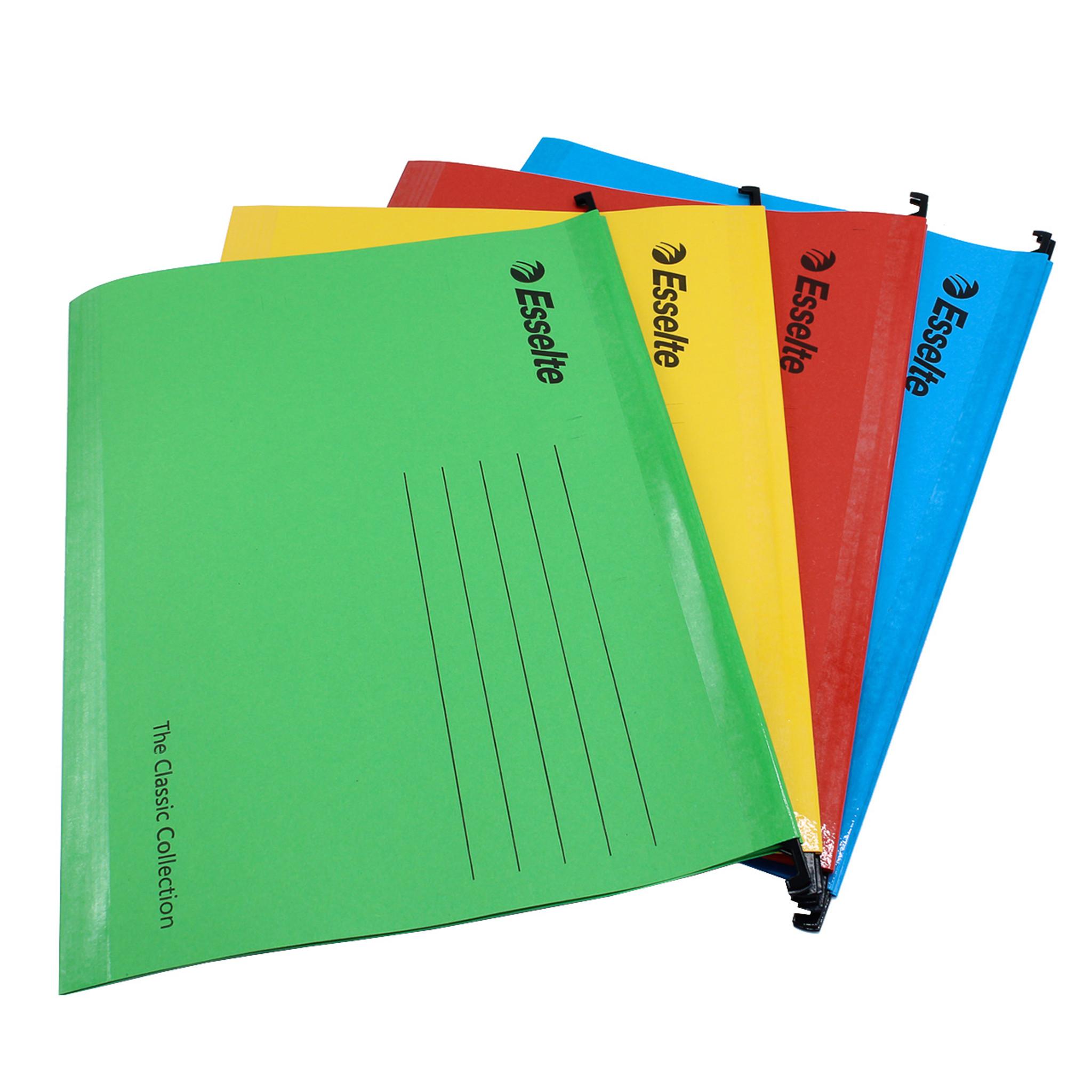 Leitz A4 Hanging Folders