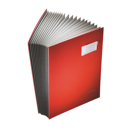 Leitz 5700 Signature Book, Product Photo Red