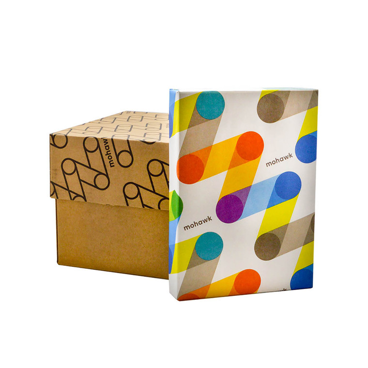 Mohawk 28 lb. Paper Case, A4 Size, 5 Reams, 500 Sheets Per Ream, Product Photo