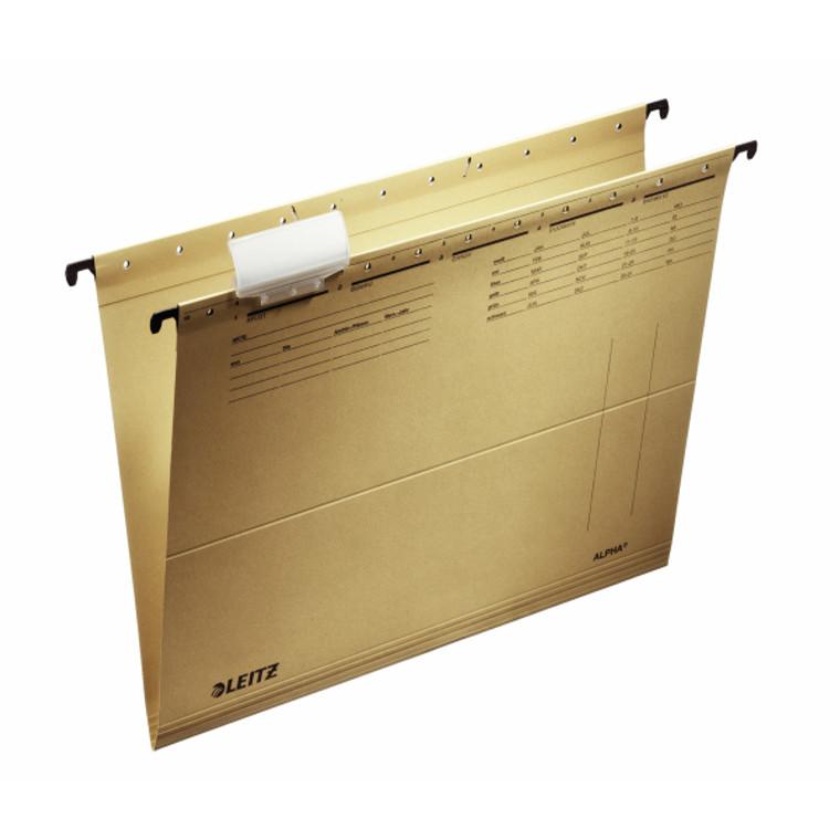 Leitz ALPHA A4 Hanging Folder, Product Photo