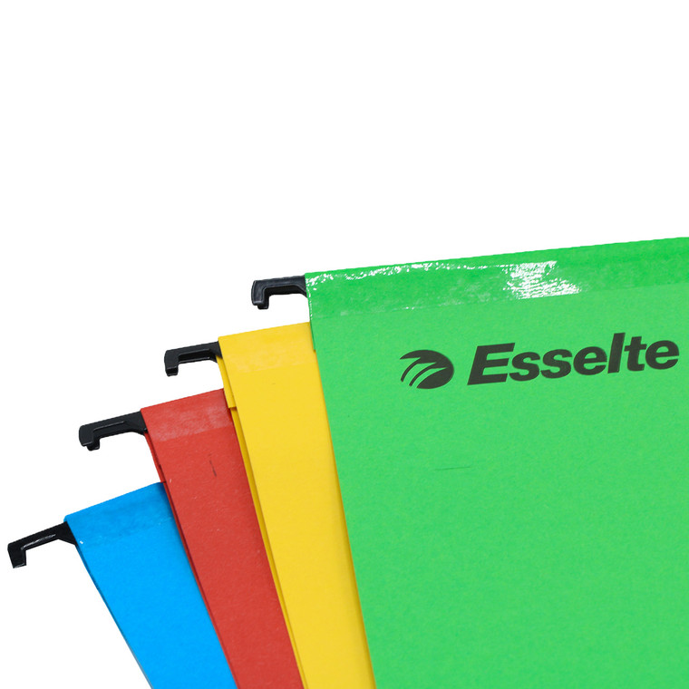 A4 Hanging Folders, Multi Color Product Photo