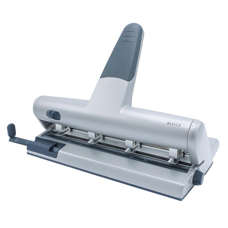 Leitz Adjustable 4 Hole Punch - 30 Sheet Capacity, Product Photo
