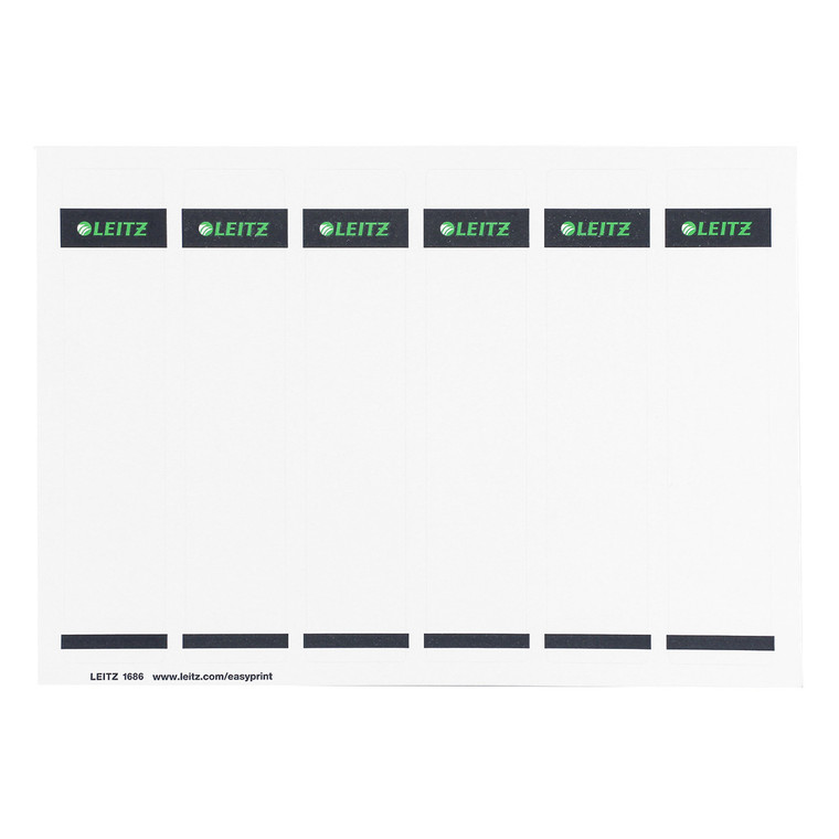 Replacement Spine Labels for Leitz R50 Binder, Single