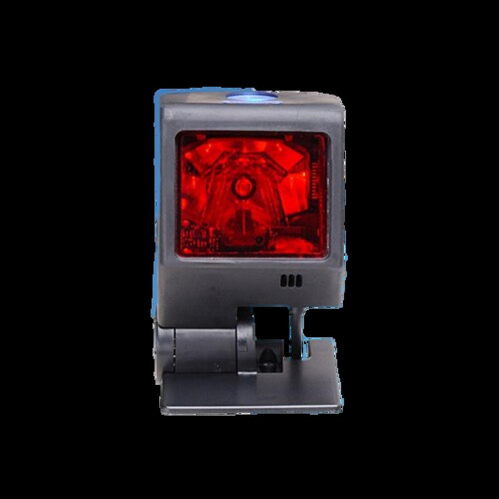 Tipo de lectura: Omidireccional,  CodeGate de Honeywell, Velocidad de escaneo: 1650 lecturas/segundo, Interfaz: USB, Conectividad: Alámbrico, Consumo energético 1,4W, Voltaje de entrada: 5V.