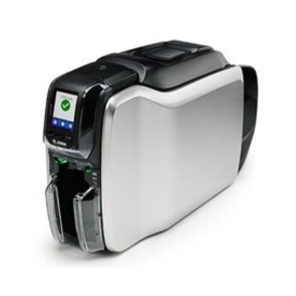 Impresora de tarjetas Zebra Series ZC300.