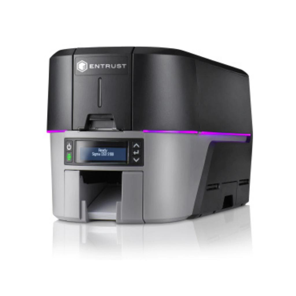 Impresora de Tarjetas Entrust Sigma DS3