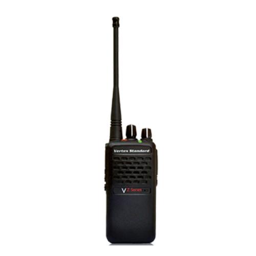 Radio Vertex Standard VZ-30 con ícono de garantía de fábrica por 3 años.