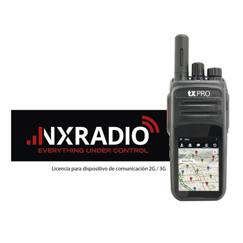 Radio TXR-58A Compatible con NXRADIO.