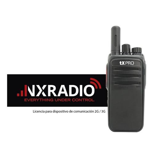 Radio TXR-50A.