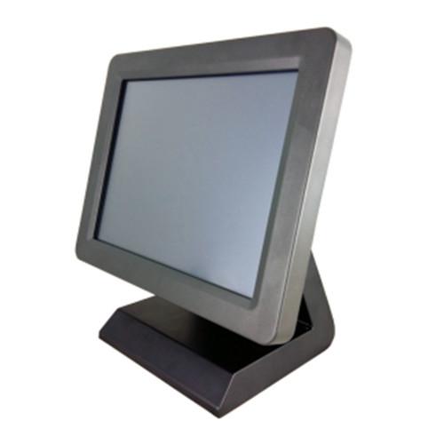 Terminal Touchscreen resistive 12¨, 4GB DDRIII 1066/1333 (exp 8GB), SSD 64GB (exp 128GB), Intel J1900 Dual Core 2.0G, win iot ent 64.