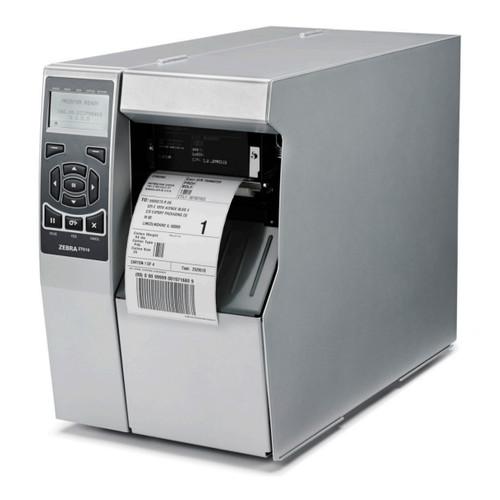 Resolución de impresión: 203ppp/8 puntos por mm. Mmeoria RAM: 512MB.Memoria Flash lineal incorporada: 2GB.Velocidad máxima de impresión: 12ip/305 mm por segundo.