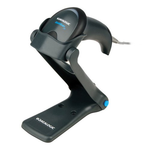 Escáner Datalogic QW2420-BKK1S perfecto para punto de venta.
