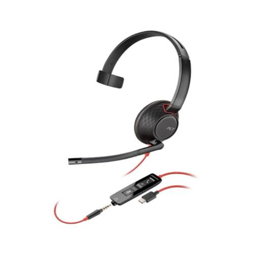 Audífonos Blackwire 5200 ideales para adaptarse a jornadas laborales muy intensas y son tan cómodos que los puede llevar con usted todos los días.