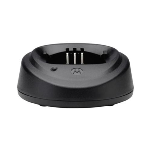 Cargador rápido de escritorio para radio DEP450 de Motorola (PMPN4173).