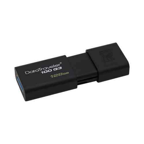 Memoria USB Kingston DataTraveler 128GB.