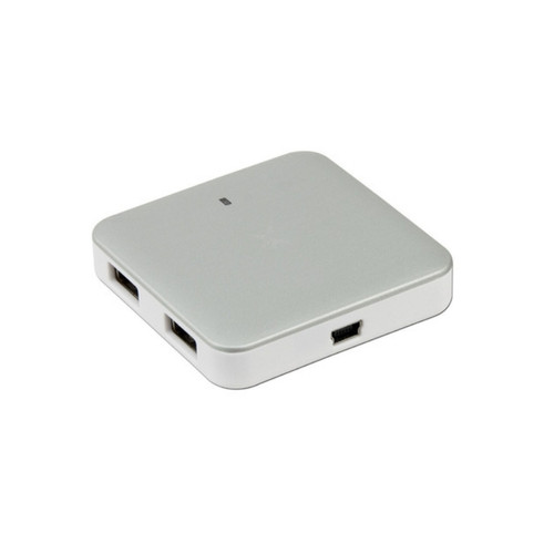 Concentrador de datos Perfect Choice 4 puertos USB (PC-171621)
