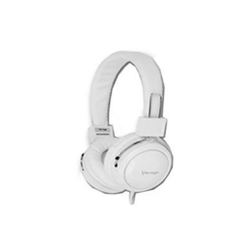 Audífonos Vorago MIC HP-300 blanco (HP-300)