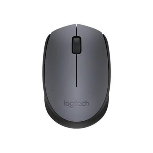 Mouse Logitech M170 Inalámbrico Plug and Play USB (910-004940)