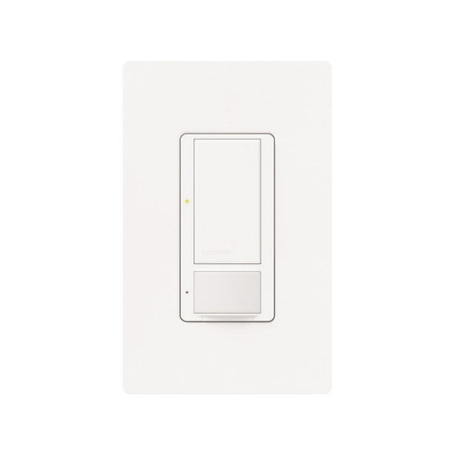 Maestro sensor switch Lutron MS-OPS5M-WH