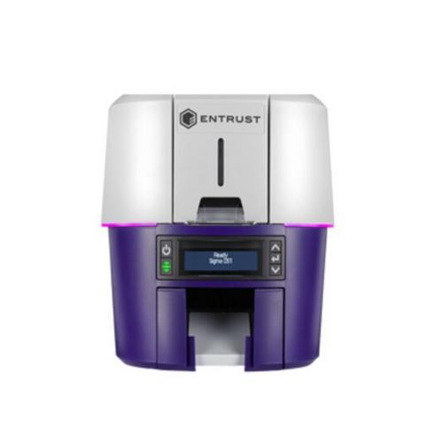 Impresora Sigma DS2 de Entrust