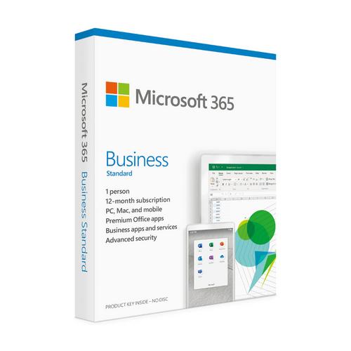 Licencia Microsoft 365 Business Standard