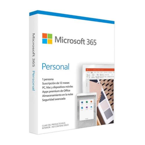 Licencia Microsoft 365 Personal