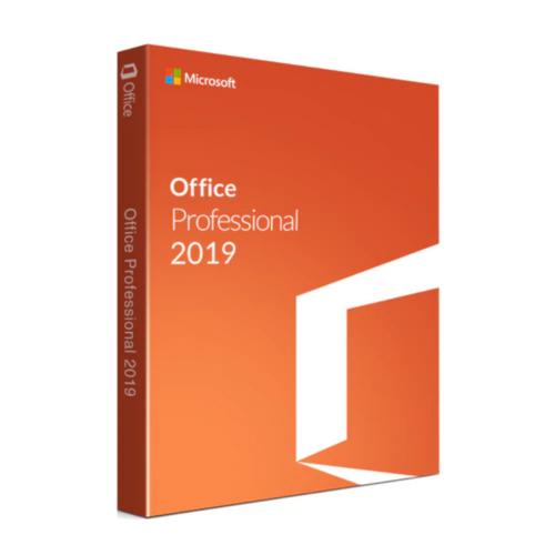 Licencia Microsoft Office Professional 2019