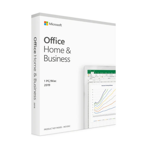 Licencia Microsoft Office Home and Business 2019