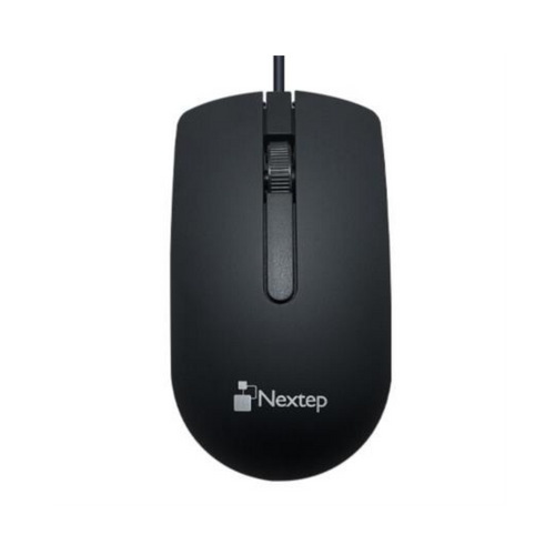 Mouse Nextep Alámbrico USB 1000 dpi