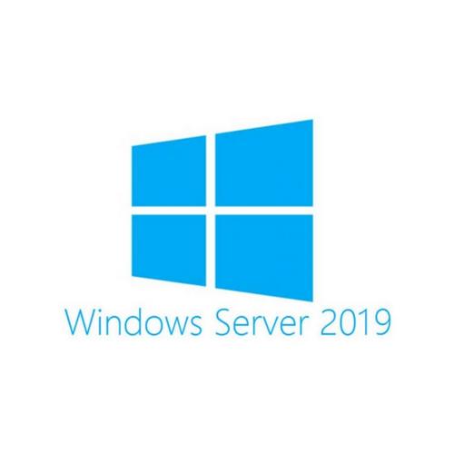 Licencia Software HPE Microsoft Windows Server 2019 5 Usuarios LTU