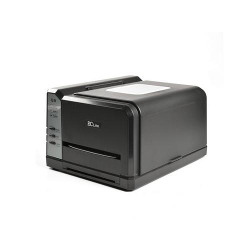 Impresora de etiquetas EC-Q8-PLUS USB Negra