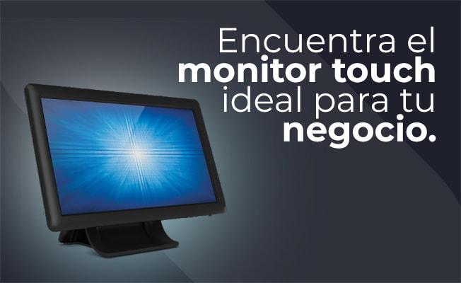 Encuentra el monitor ideal