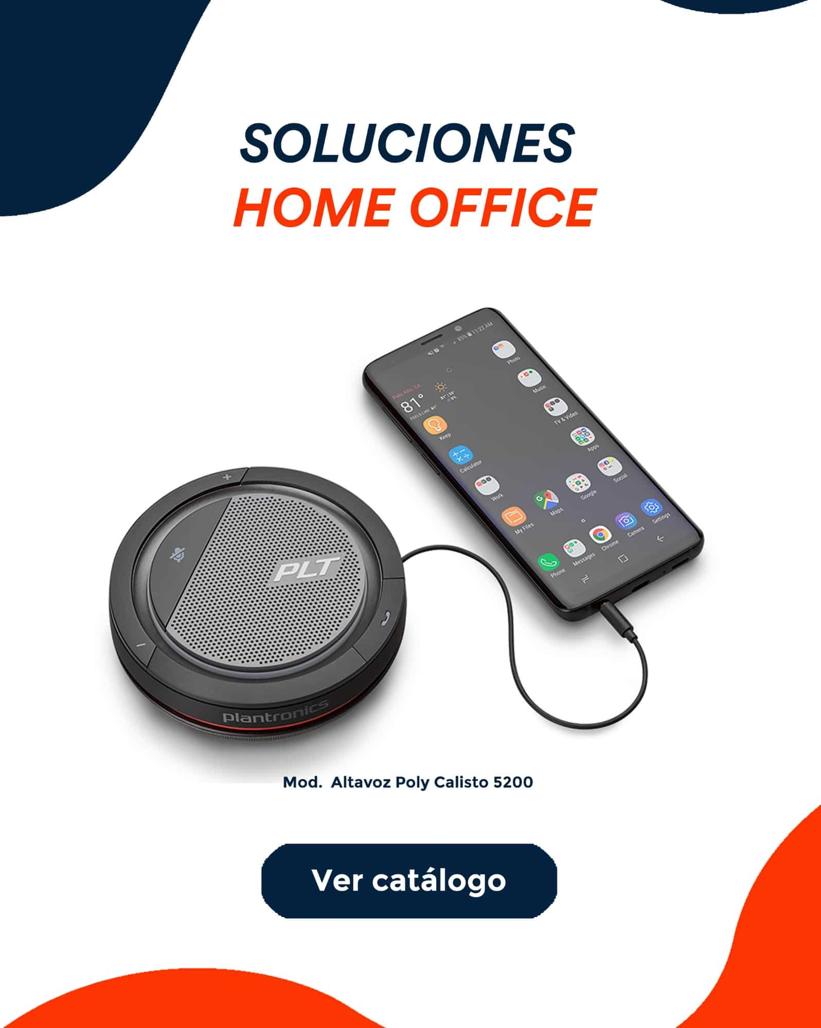 SOLUCIONES HOME OFFICE