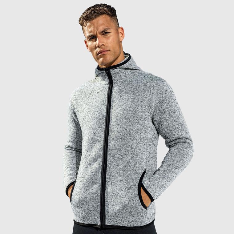 Men's Knit Fleece Jacket