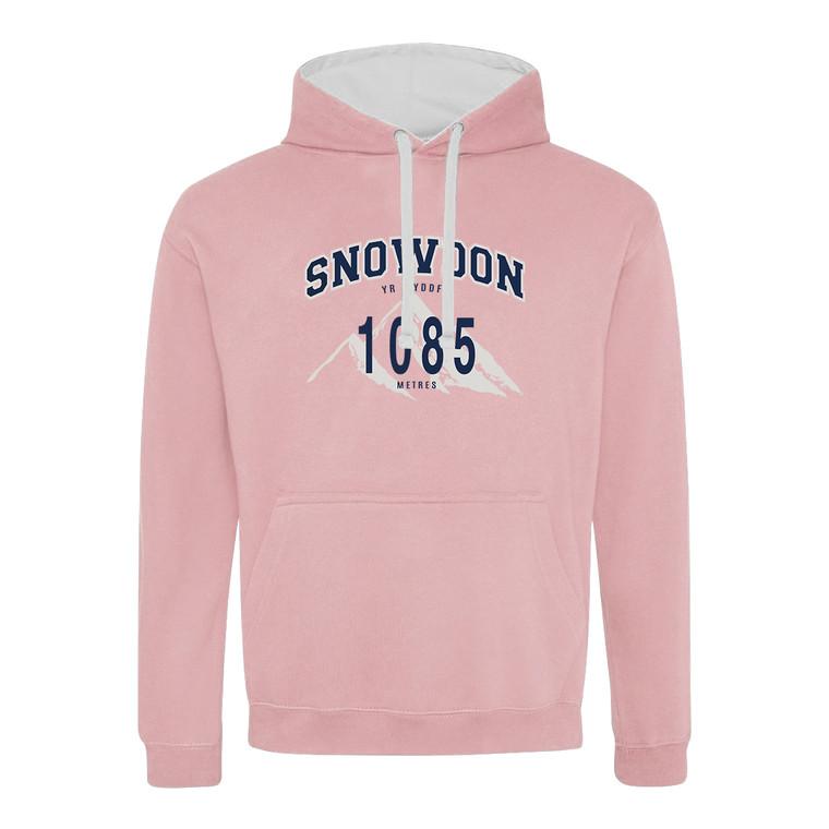 Adult Snowdon 1085 Contrast Hoodie