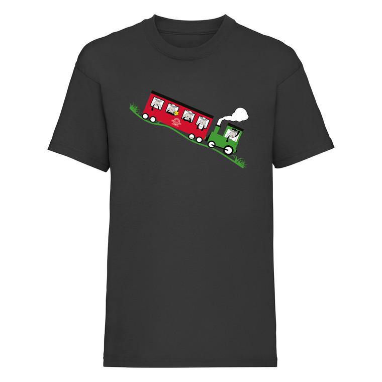 Kids Snowdon Train T-Shirt