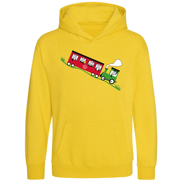 Kids Snowdon Train Classic Hoodie