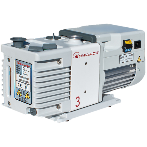 Edwards RV3 Rotary Vane Vacuum Pump - NanoVac