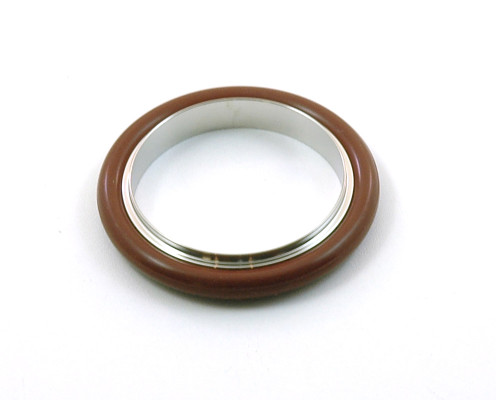 KF NW Centering Rings Stainless Steel/FKM Viton O Rings