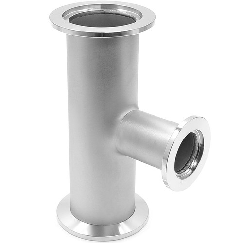 KF NW Reducer Tee Stainless Steel