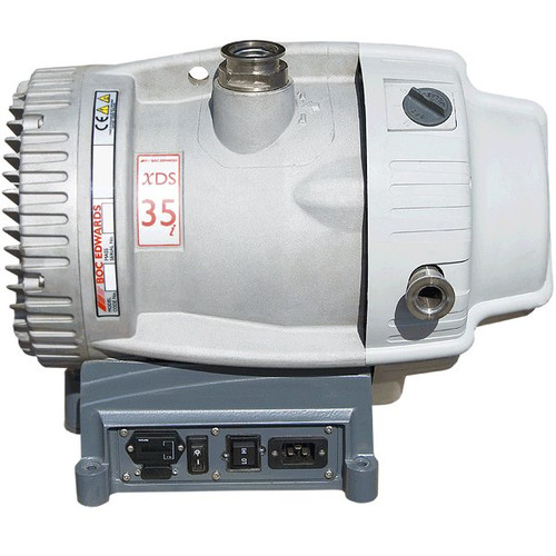 Edwards XDS35i Scroll Dry Vacuum Pump (1ph Motor 100-230V, 50/60Hz) (A73001983)