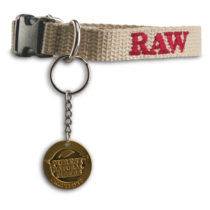 Small Raw Dog Collar
