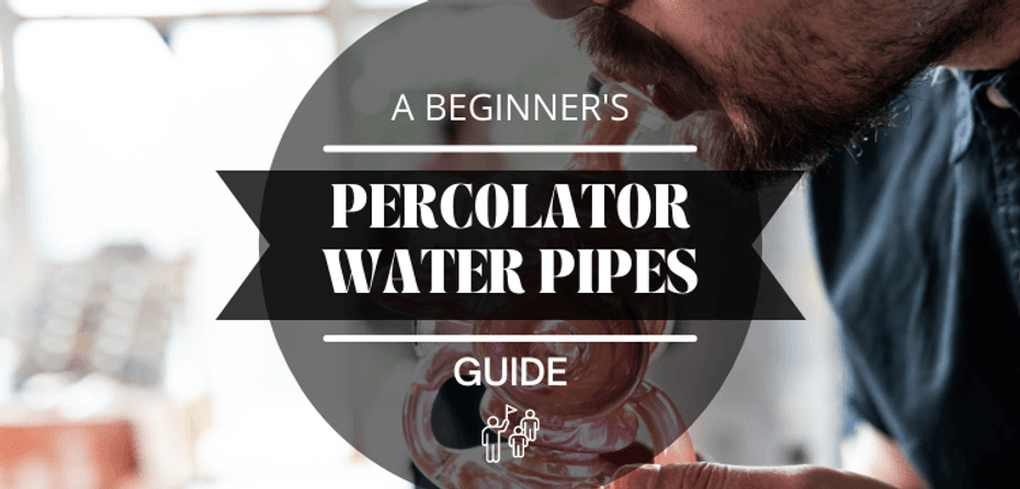 A Beginner's Guide to Percolator Water Pipes