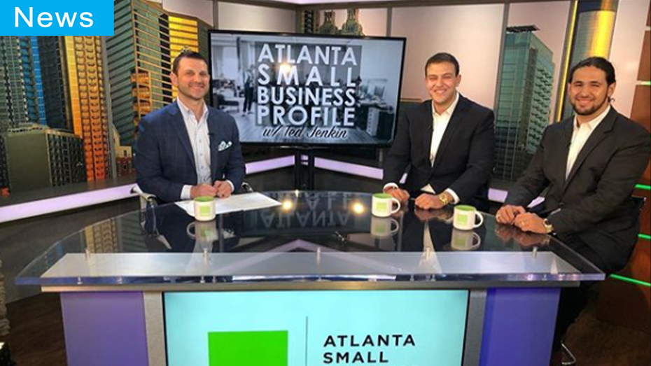 News: Atlanta Small Business Network Interview with the CEOs of Cloud 9 Smoke Co.