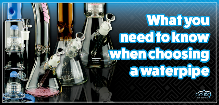What You Need to Know When Choosing a Water Pipe