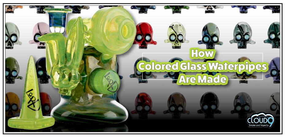 Color, Glass, Hand Pipes, and Bob Snodgrass