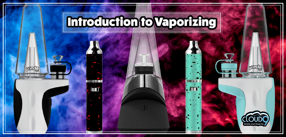 The Benefits of Vaporizing Dry Herb & Dabs