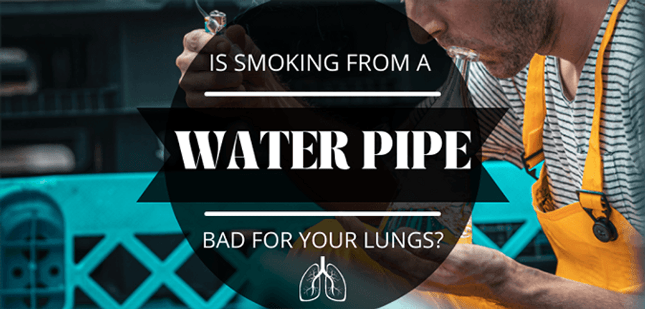 Is Smoking From a Water Pipe Really Bad for Your Lungs?