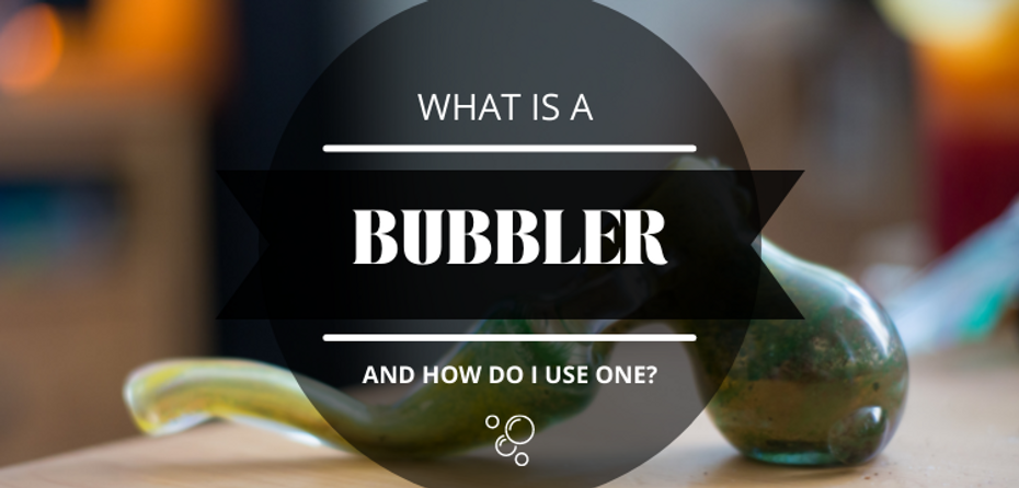 What is a Bubbler and How Do I Use One?
